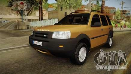Land Rover Freelander v6 für GTA San Andreas