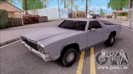 Sabre La Destino Regular pour GTA San Andreas