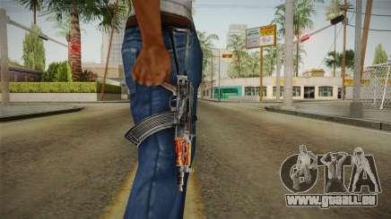 Die Waffe der Freiheit v4 für GTA San Andreas