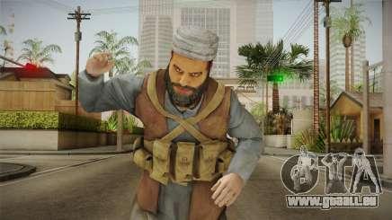 Medal Of Honor 2010 Taliban Skin v8 pour GTA San Andreas