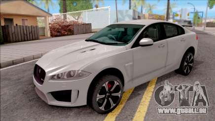 Jaguar XF R-S 2015 pour GTA San Andreas