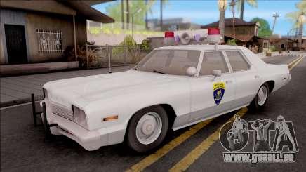 Dodge Monaco Montana Highway Patrol für GTA San Andreas