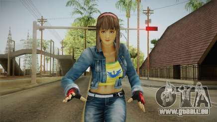 Hitomi Casual Skin pour GTA San Andreas