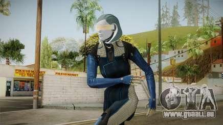 Mass Effect 3 EDI Alt Blue pour GTA San Andreas