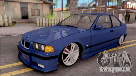 BMW M3 E36 Compact für GTA San Andreas