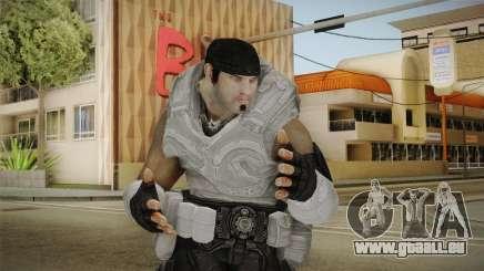 Marcus Fenix Skin v3 pour GTA San Andreas