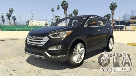 Hyundai Santa Fe 2013 pour GTA 5