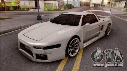 BlueRay Infernus V910 für GTA San Andreas