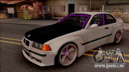 BMW M3 E36 Drift Rocket Bunny v4 pour GTA San Andreas