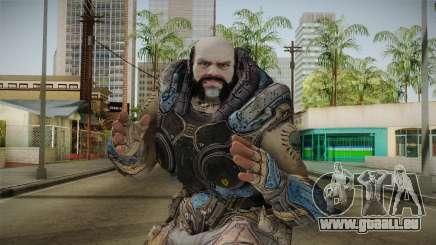 Michael Barrick Skin pour GTA San Andreas