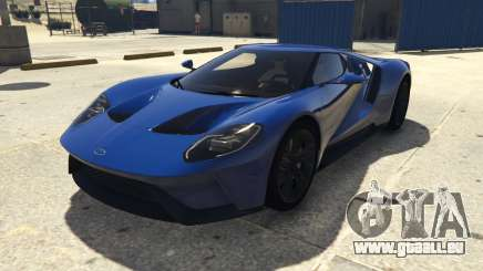 Ford GT 2017 pour GTA 5
