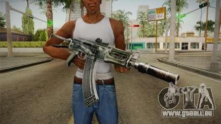 Die Waffe der Freiheit v1 für GTA San Andreas