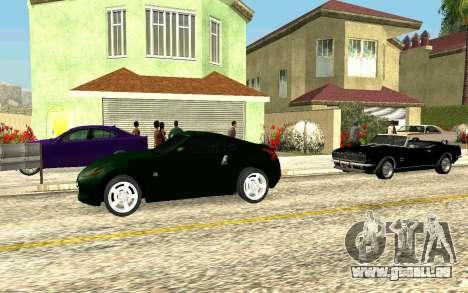 Party im Haus von CJ für GTA San Andreas neunten Screenshot