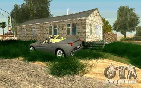 Die recovery-Dorf Fort Carson für GTA San Andreas siebten Screenshot