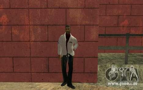 Die recovery-Dorf Fort Carson für GTA San Andreas zweiten Screenshot