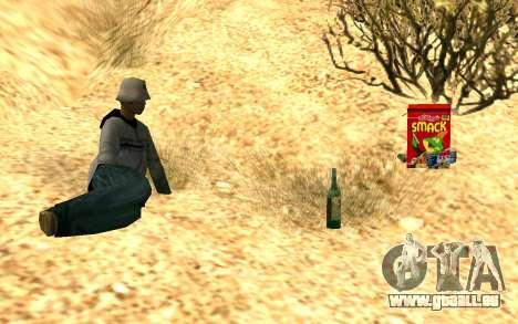 Maccer, Paul Rosenberg après l'histoire pour GTA San Andreas quatrième écran