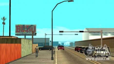 New particle.txd HD pour GTA San Andreas