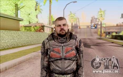 S. T. A. L. K. E. R. Zoulou pour GTA San Andreas