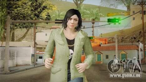 Smuggler Run DLC Skin 2 pour GTA San Andreas