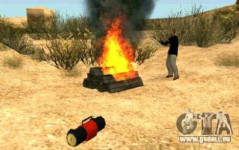 Maccer, Paul Rosenberg après l'histoire pour GTA San Andreas