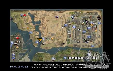 Party im Haus von CJ für GTA San Andreas elften Screenshot