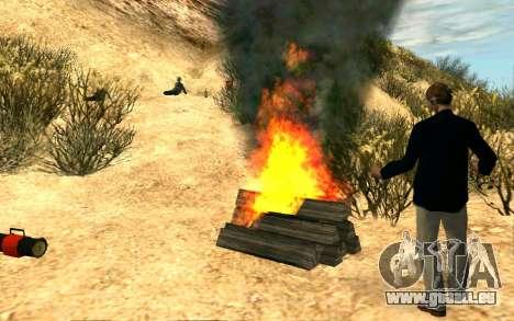 Maccer, Paul Rosenberg après l'histoire pour GTA San Andreas deuxième écran