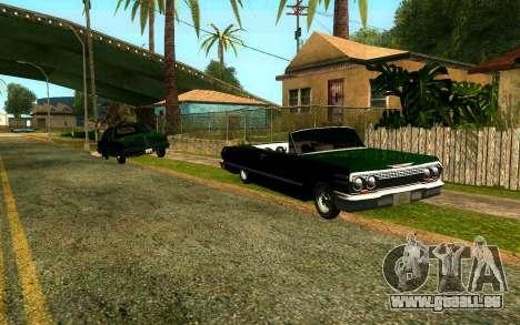 Le tournoi de Boxe à Grove ST pour GTA San Andreas huitième écran