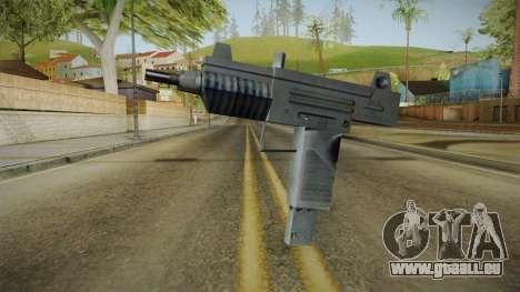 Driver PL - Micro SMG pour GTA San Andreas