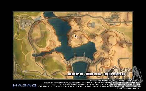 Maccer, Paul Rosenberg après l'histoire pour GTA San Andreas cinquième écran