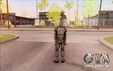 S. T. A. L. K. E. R. Zoulou pour GTA San Andreas quatrième écran