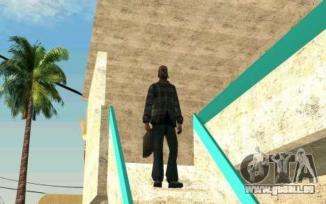 Die recovery-Dorf Fort Carson für GTA San Andreas neunten Screenshot