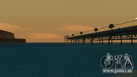 New particle.txd HD pour GTA San Andreas quatrième écran