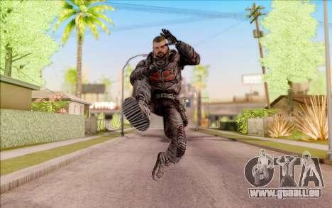 S. T. A. L. K. E. R. Zoulou pour GTA San Andreas cinquième écran