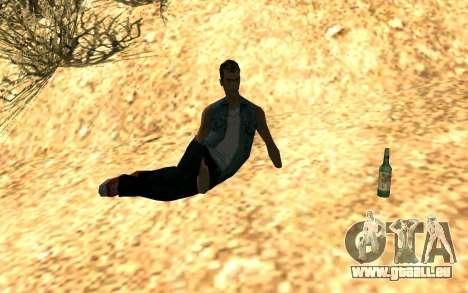 Maccer, Paul Rosenberg après l'histoire pour GTA San Andreas troisième écran