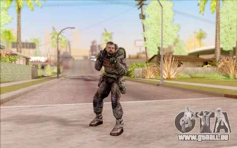 S. T. A. L. K. E. R. Zoulou pour GTA San Andreas sixième écran