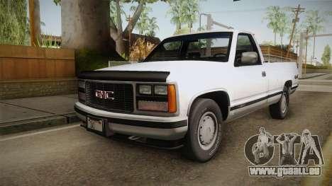 GMC Sierra 1500 1988 für GTA San Andreas