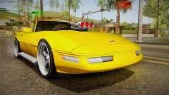 Chevrolet Corvette C4 Cabrio 1996