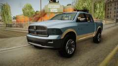 Dodge Ram Technical pour GTA San Andreas