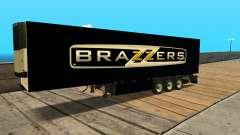 Remorque Brazzers