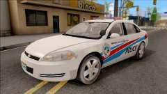 Chevrolet Impala Las Venturas Police Department