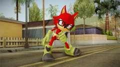 Sonic Forces: Custom Hero