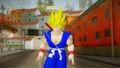 Goku Original DB Gi Blue v3