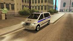 Mercedes-Benz Vito FSB