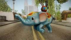 SFPH Playpark - Elephant Toy
