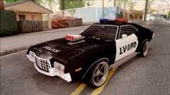 Ford Gran Torino Police LVPD 1972 v4