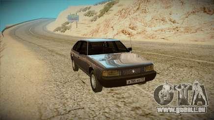 Muscovite Iouri Dolgorouki 2001 pour GTA San Andreas