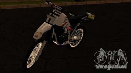 Yamaha DT 175 Stunt pour GTA San Andreas
