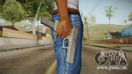 Glock 17 Extended Mag pour GTA San Andreas