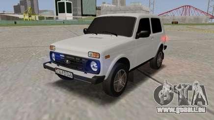 Niva Dorjar 34 FD 046 pour GTA San Andreas