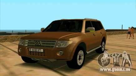 Mitsubishi Pajero Azeri pour GTA San Andreas